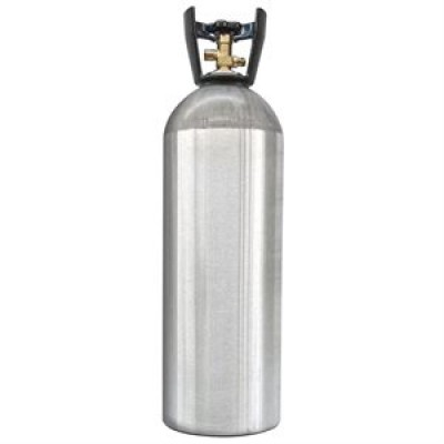 Bonbonne de CO2 - 20 lbs - Vide
