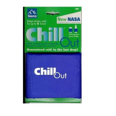 Enveloppe réfrigérante/isolante pour canette et bouteille