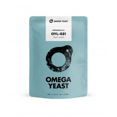 Levure Omega OYL-021- Hefeweizen Ale