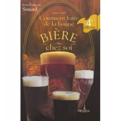 Livre - Comment faire de la bonne bière chez-soi