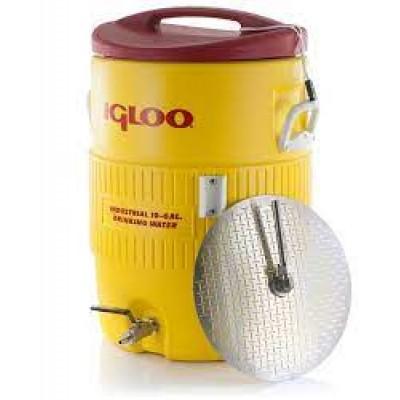 Cuve d'empâtage de 10 gallons US - Igloo Cooler Mash Tun industriel