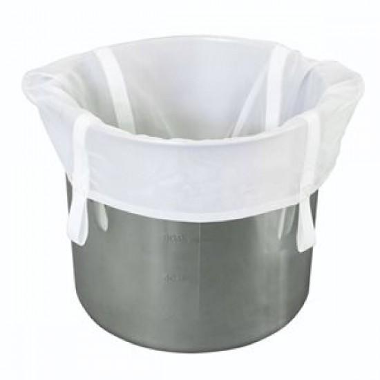 "Sac de brassage ""Brew-in-a-bag"" en nylon avec courroies"