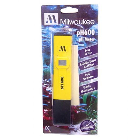 pH-mètre  pH600-AQ de Milwaukee Instruments, Inc.