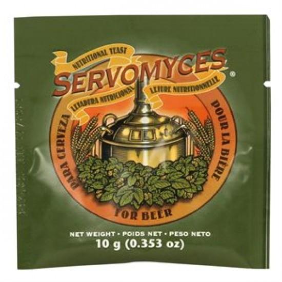 Nourriture à levures Servomyces de Lallemand - 10g