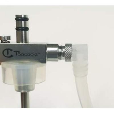 Tube de trop-plein pour Tapcooler Counter Pressure Bottle Filler