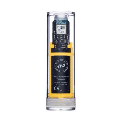 Hydromètre / thermomètre électronique Tilt Hydrometer - Jaune